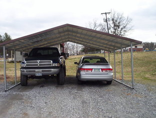 Regular Style Southern Carport Orders