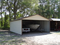 Carports in to Garages