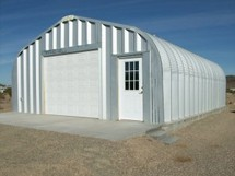 Quonset Hut Kits