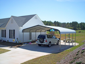 Steel Carports North Carolina NC