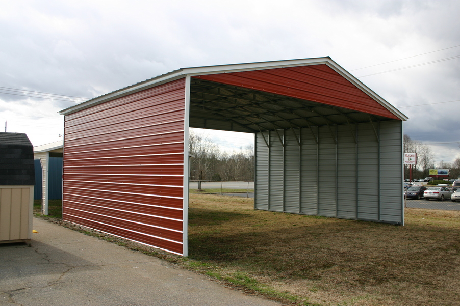 Carolina Carports Certified Amp Garages