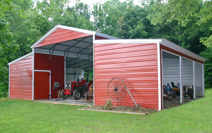 Georgia Metal Barn Prices | Steel Barns | Pole Barns | GA