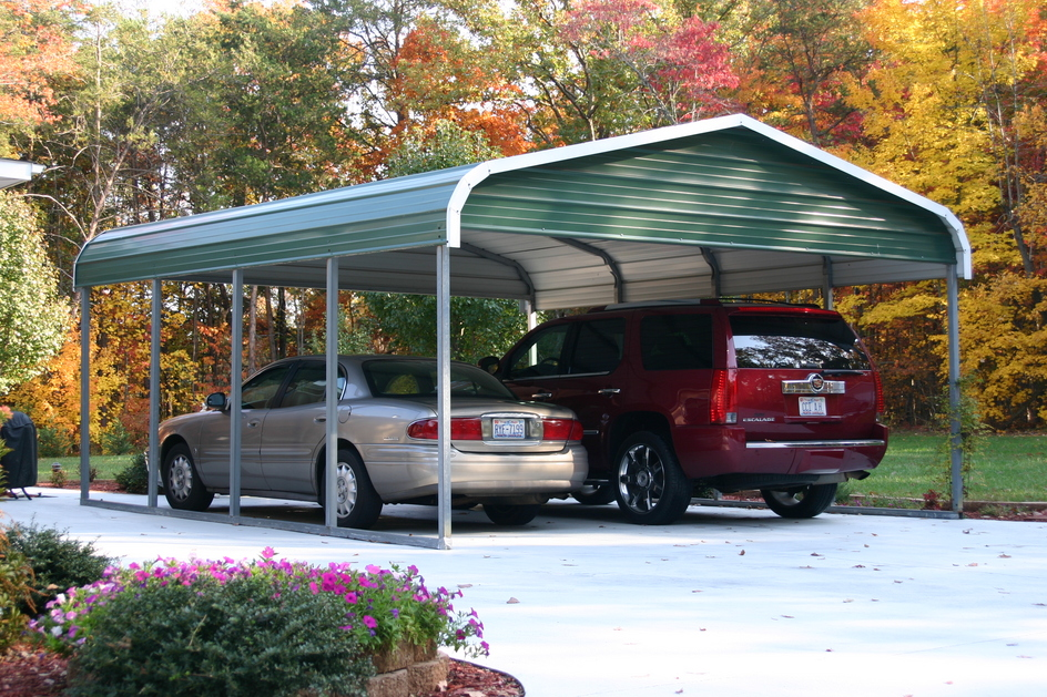 Pennsylvania Pa Carport Packages Metal Steel