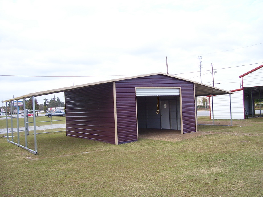 Metal sheds for sale in mississippi for Aluminum sheds for sale
