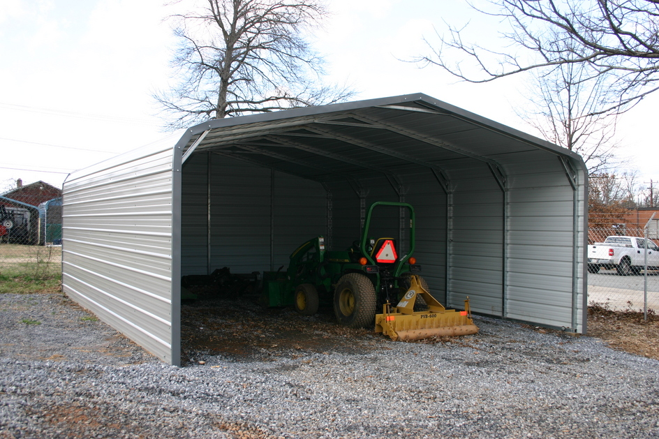 Carports metal garages steel rv covers carolina for Sheds brooksville fl