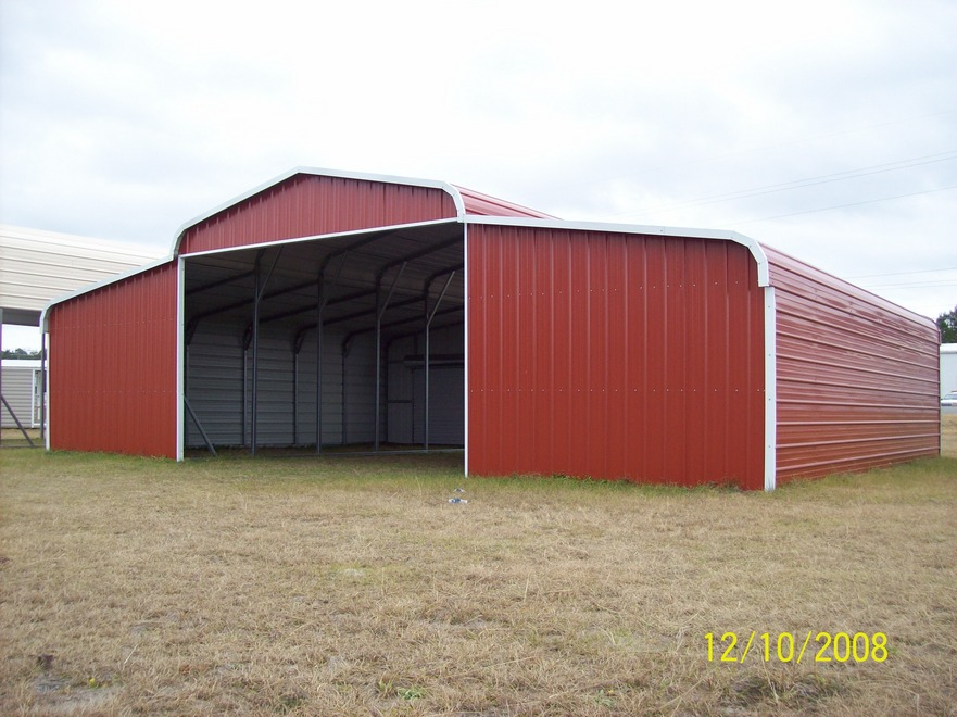 North Carolina Metal Barn Prices Steel Barns Pole