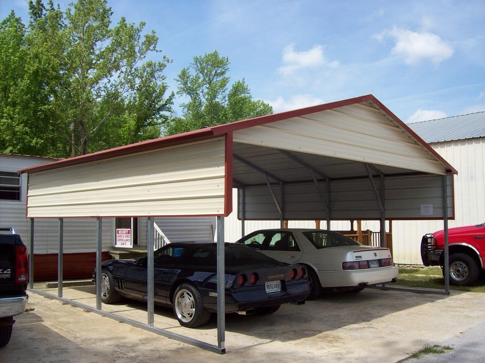 Louisiana LA Carports | Metal Carports | Steel Carports