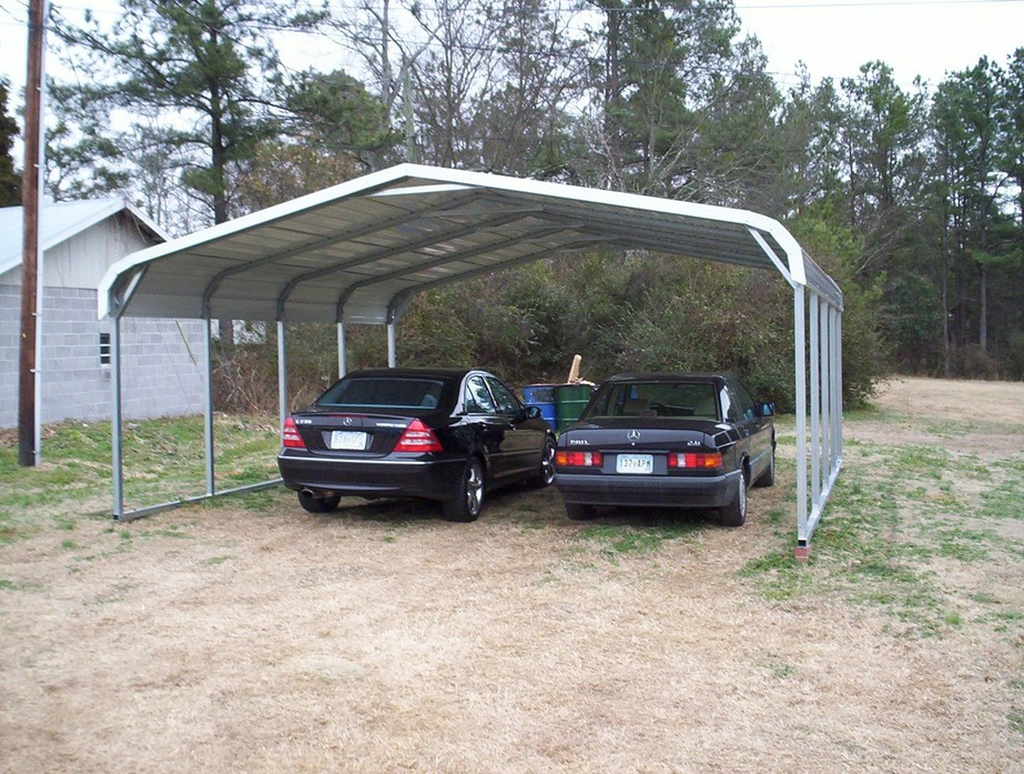 Carolina Carport Black : Carports metal steel virginia va