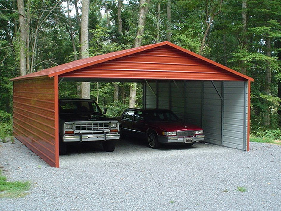 carports metal steel carports kentucky ky. Black Bedroom Furniture Sets. Home Design Ideas