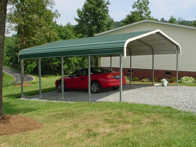 Portable Metal Carports Kits : Southern carport packages