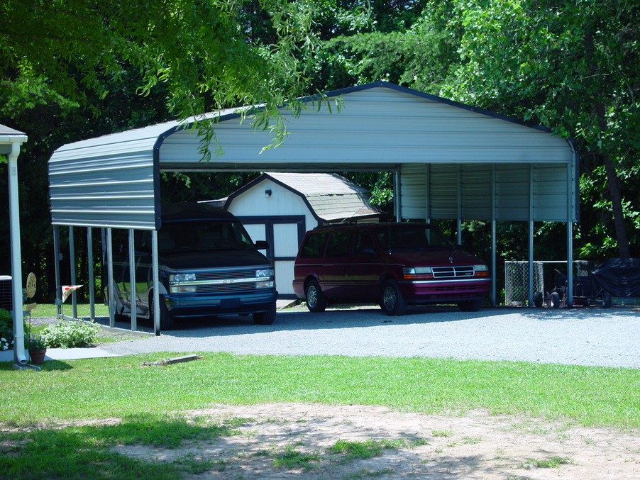 Metal Carports Mississippi : Southern carport packages