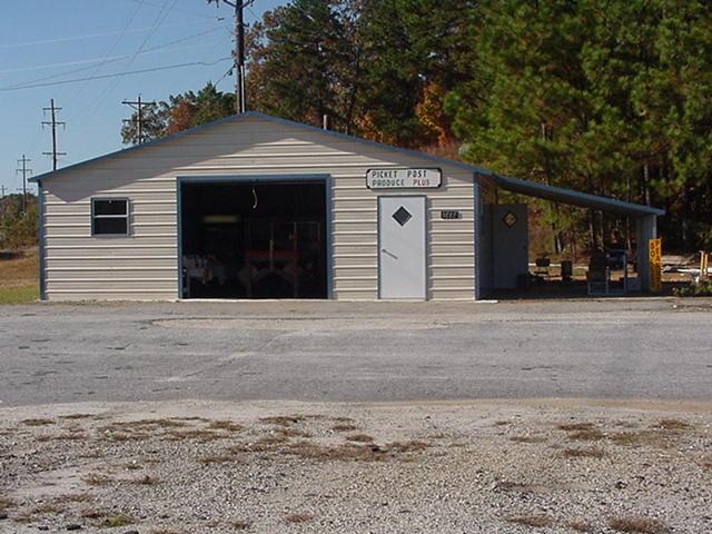Metal Garages Steel Indiana IN