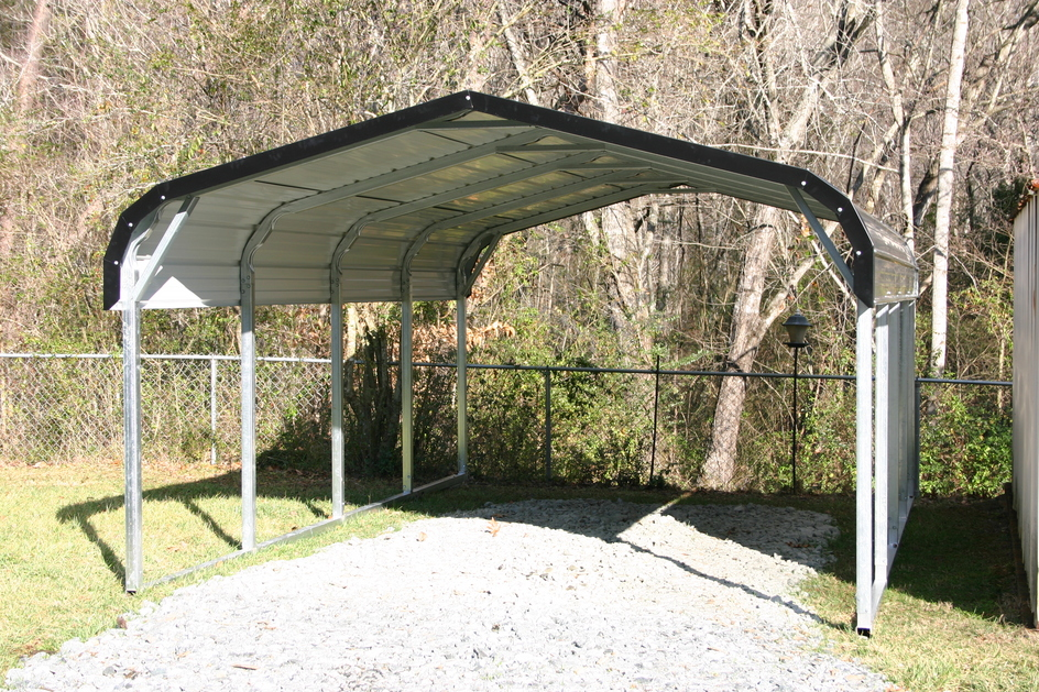 Portable Carport Sheds : Carport metal portable carports