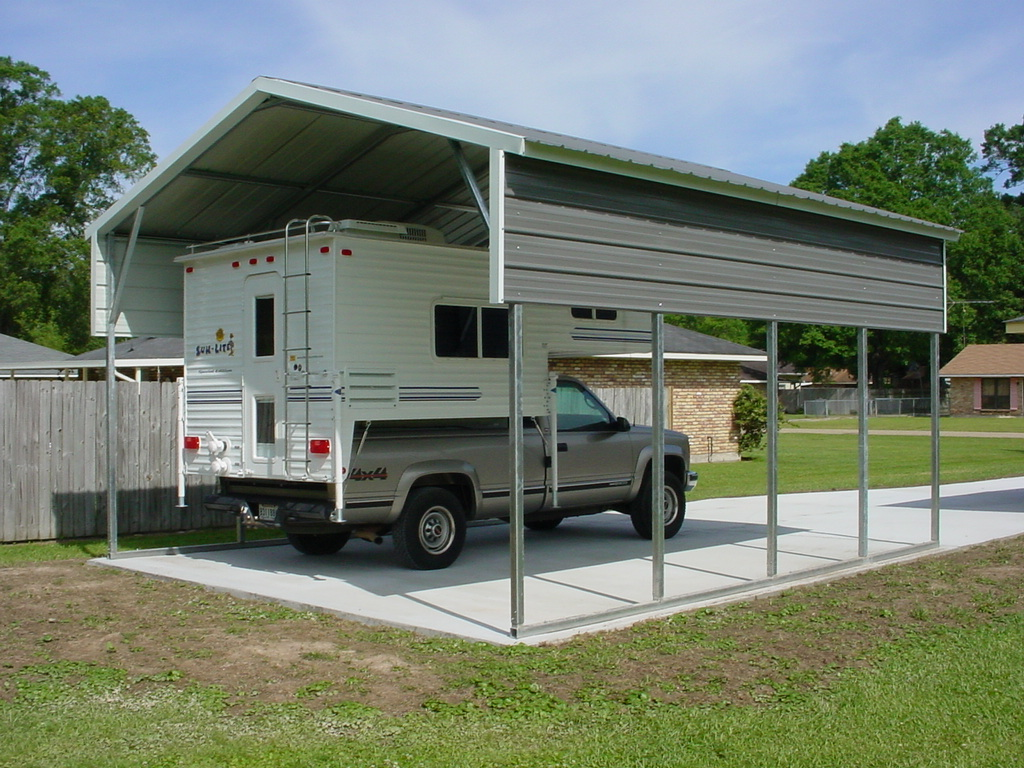 Portable RV Cover
