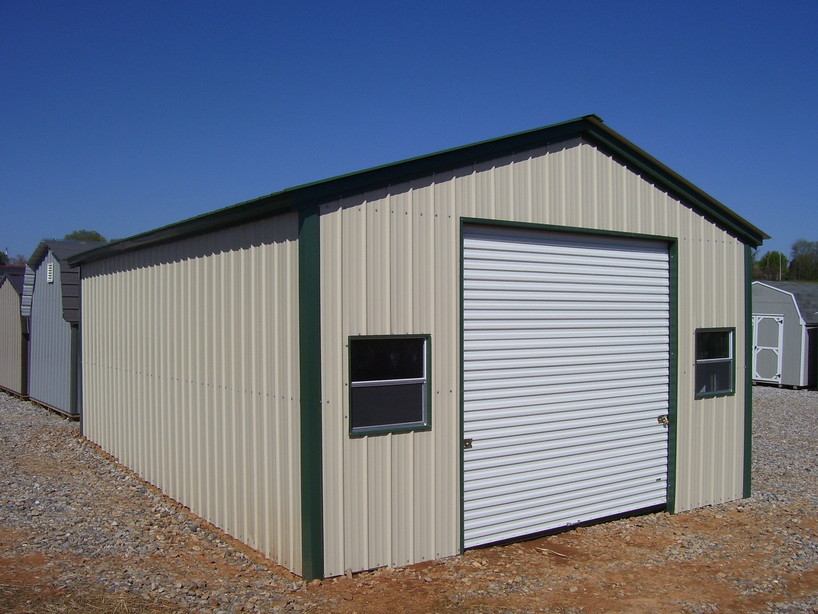 Steel Buildings Windows For Steel Buildings