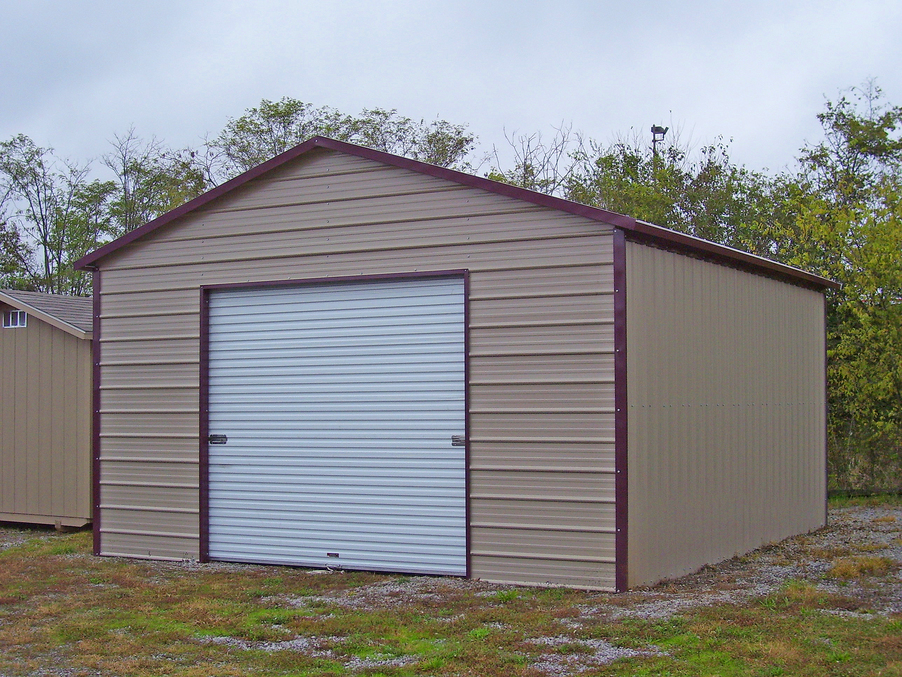 Steel garage prices joy studio design gallery best design for Garage building cost