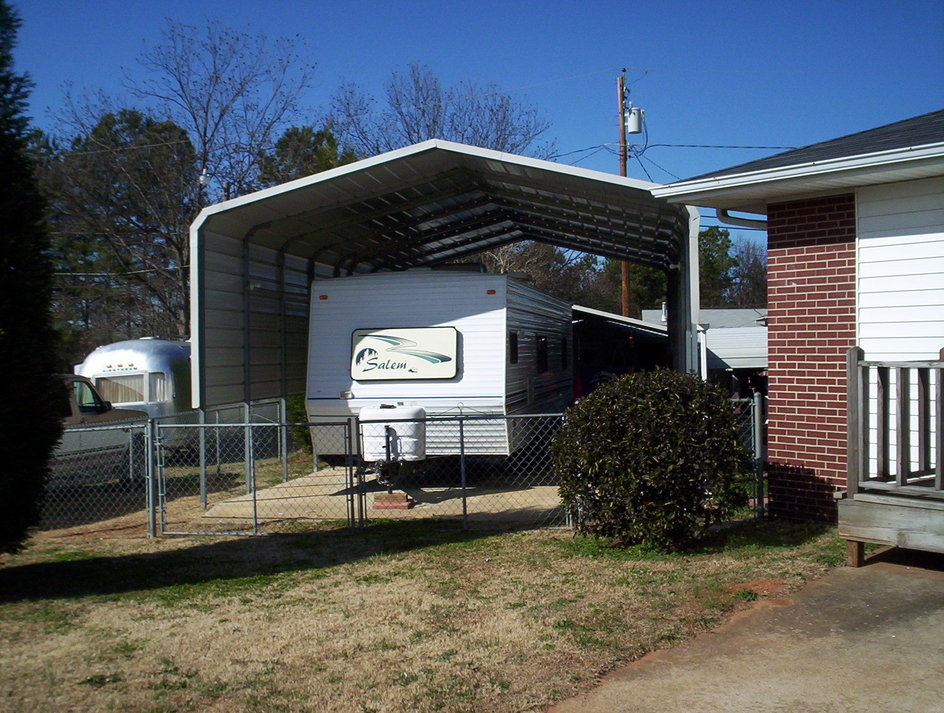 Carports Metal Garages Steel Rv Covers Carolina