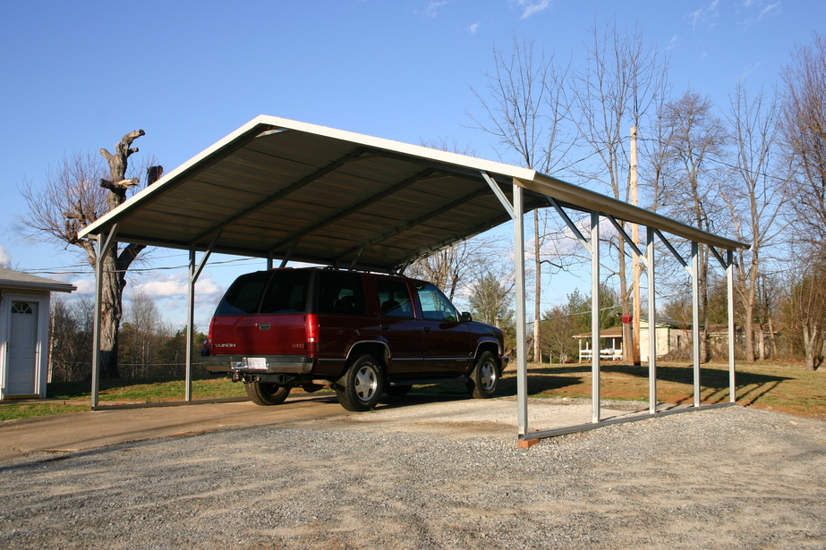 Cover A Metal Carport Frame : Car covers truck vehicle